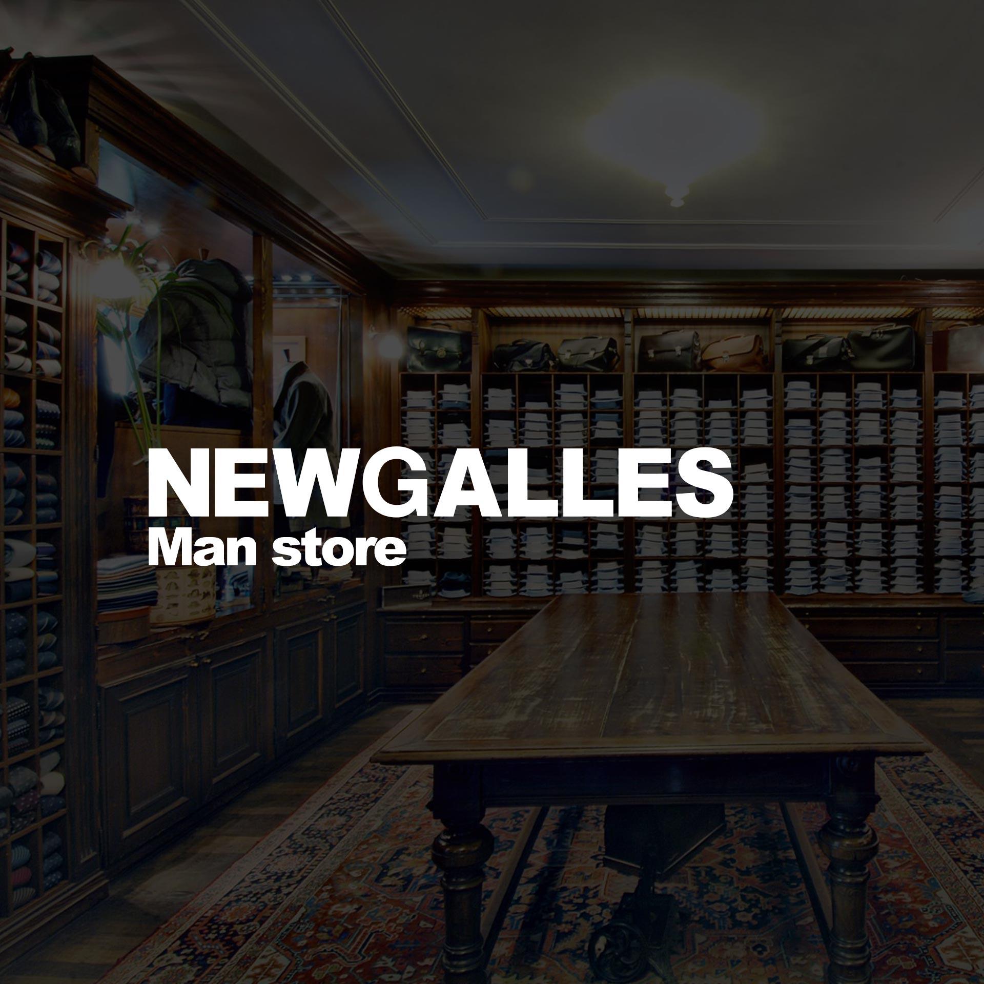 Man - New Galles